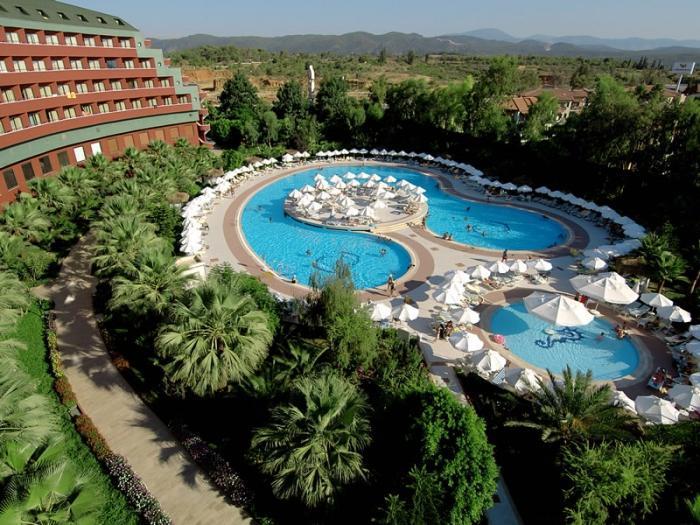 Turkey Hotel Dolphin