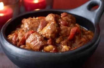 Горячие блюда из свинины на день рождения простые и вкусные рецепты фото