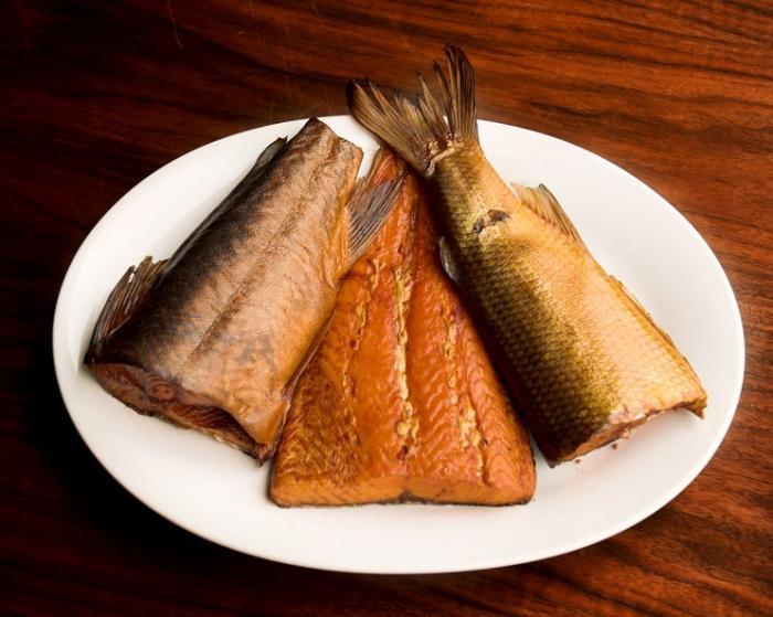 How to smoke fish