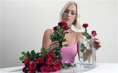 Как самое лучше хранить розы