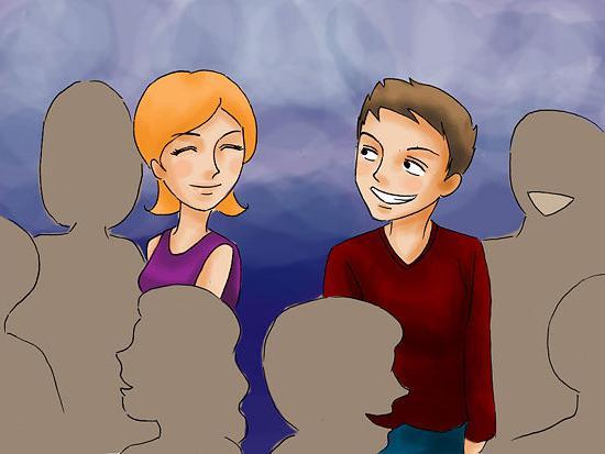 как правильно подкатить к знакомой девушке