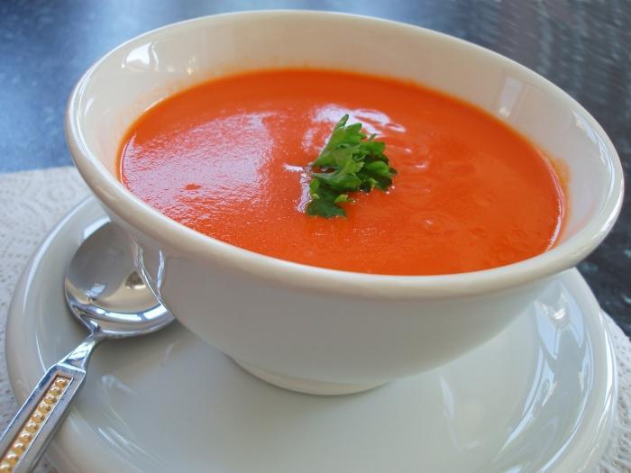 томатный суп рецепт гоа