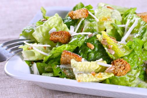 salads from