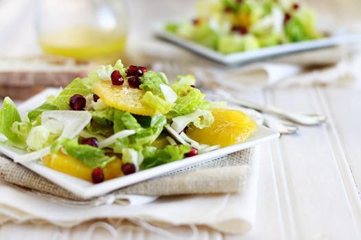 very tasty salads
