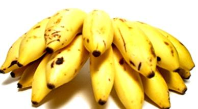 chemical composition of bananas