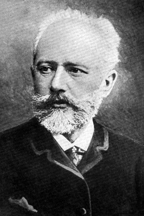 short biography of Tchaikovsky