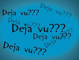 Why the deja vu effect occurs