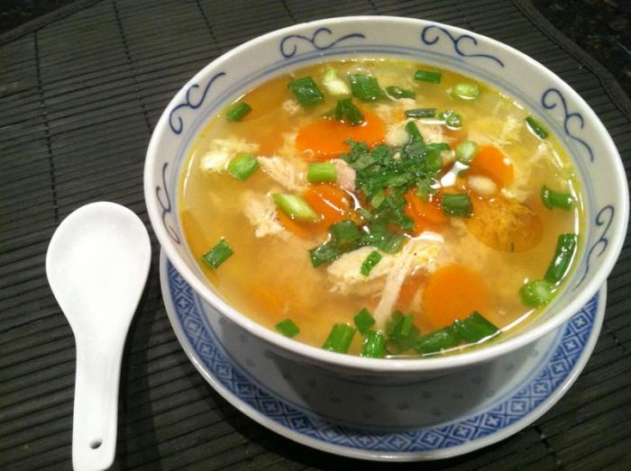 chicken soup in a slow cooker recipe