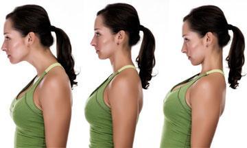 Упражнения при грыже позвоночника в картинках 2