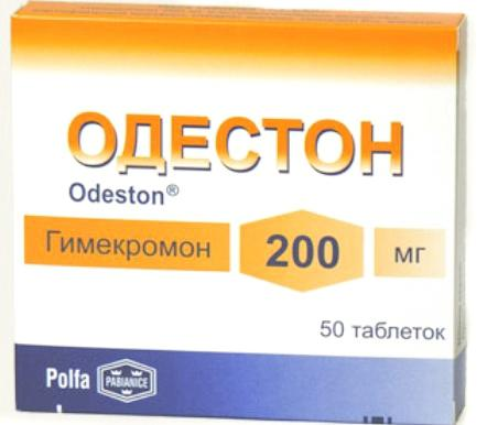 """Желчегонное средство """"Одестон"""": инструкция по применению :: SYL.ru"""