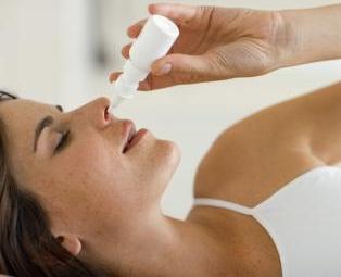 nasal drops during pregnancy