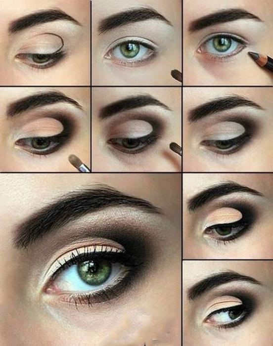 Как накрасить глаза красиво и правильно :: SYL.ru