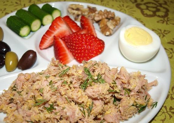Салат з серця свинячого рецепт фото