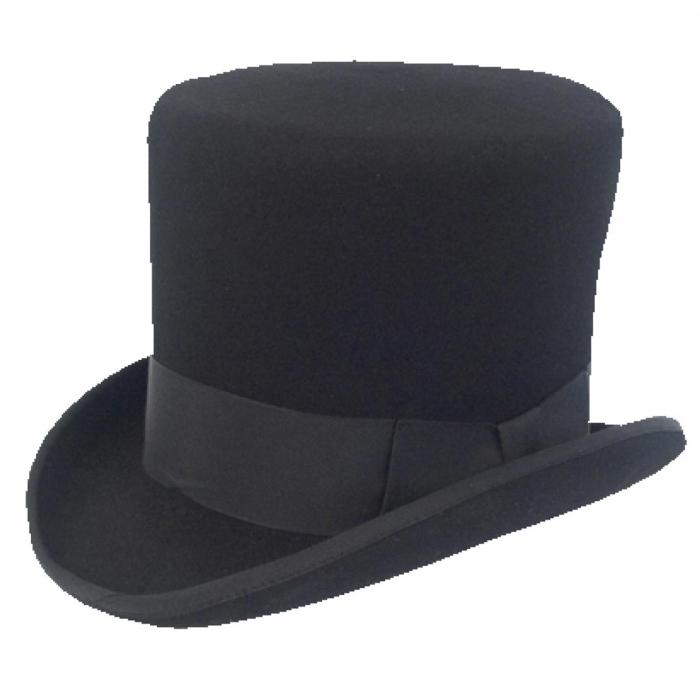 Шляпу носили с сюртуком и