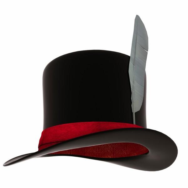 Как и из чего сделать шляпу цилиндр 160