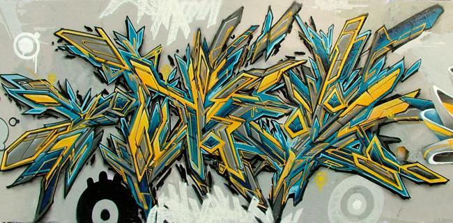графити и его стили: