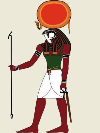 Верховный египетский бог Ра :: SYL.ru