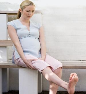Почему судороги в ногах у беременной