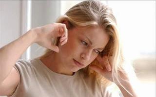 головокружение и звон в ушах