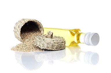sesame oil application