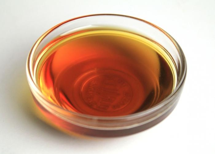 sesame oil treatment