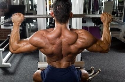 Лучшие упражнения для широчайших мышц спины