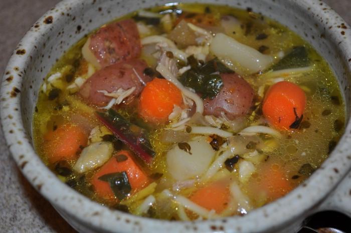суп солянка из огурцов рецепт