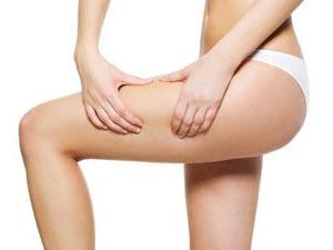 как эффективно убрать жир над коленями