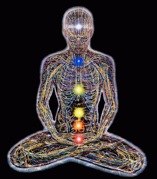 activation of the pineal gland