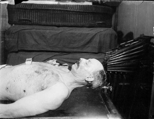 К чему снится покойник умерший сонник  покойник
