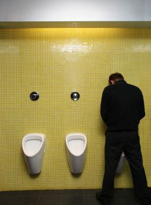 cystitis in men symptoms