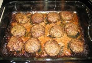 burgers recipe in the oven