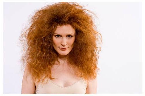 Фото стрижек для пушистых и вьющихся волос
