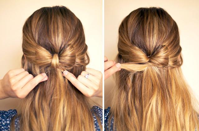 449Как сделать свадебную заколку для волос
