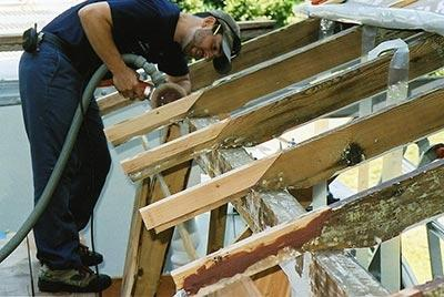 Самостоятельный ремонт деревянного дома Syl Ru