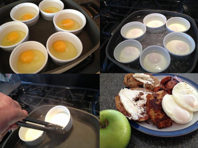 Как сделать яйцо-пашот