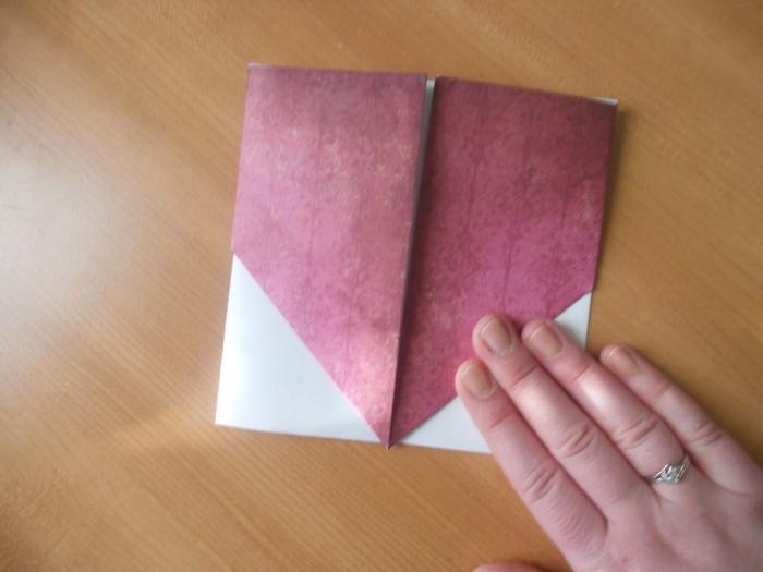 origami money envelope
