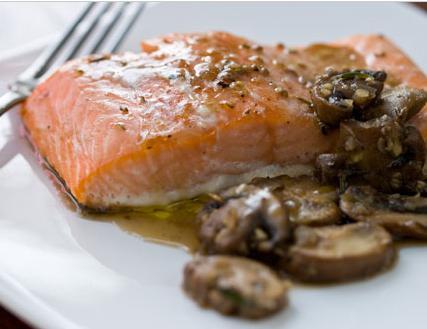 простой рецепт приготовления красной рыбы в духовке