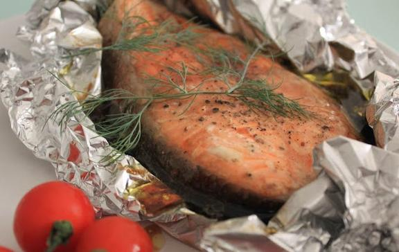 how to cook trout in the oven