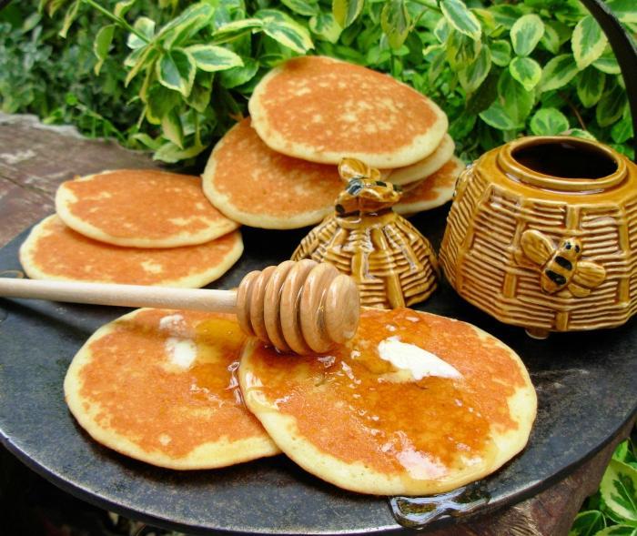 pancake recipe on water