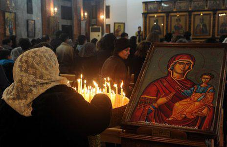 rules of conduct in the Orthodox Church