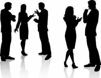 Чоловіки і жінки різні... Відмінності у спілкуванні.