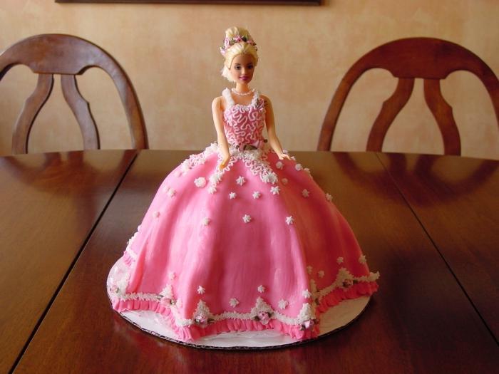 Торт принцесса своими руками пошаговый