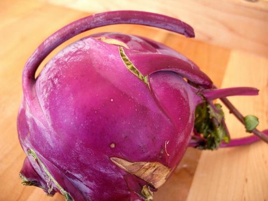 рецепты из кольраби приготовления