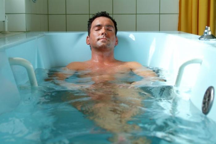 indications and contraindications of radon baths