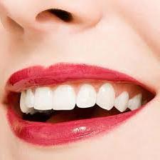 У меня зубы черные как сделать его белым