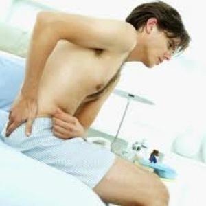 Заболеваемость предстательной железы