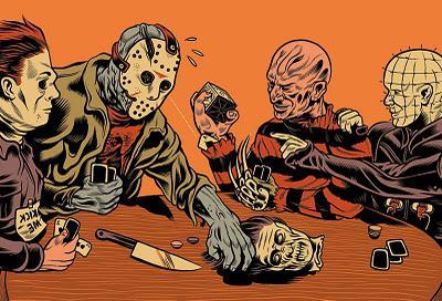 Мистические фильмы ужасов основанные