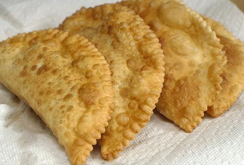 choux dough for chebureks