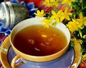 чай для снятия головной боли